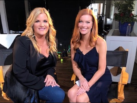 Ken Andrews - Trisha Yearwood Reveals Best Career Advice Came From Reba McEntire