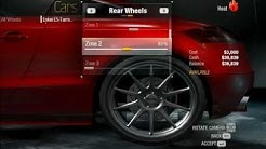 Need For Speed Undercover Customization/Tuning Car