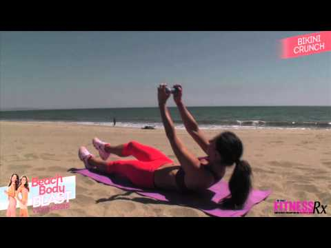 Beach Body Blast Video 1 - Bikini Crunch