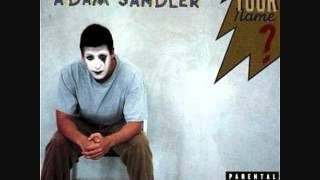 Adam Sandler - Listenin To The Radio (Album Version)