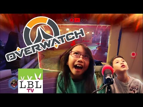 Overwatch Gameplay HD with LBLtv (Too Much Fun!)
