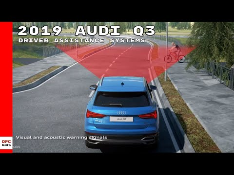 2019 Audi Q3 Driver Assistance Systems