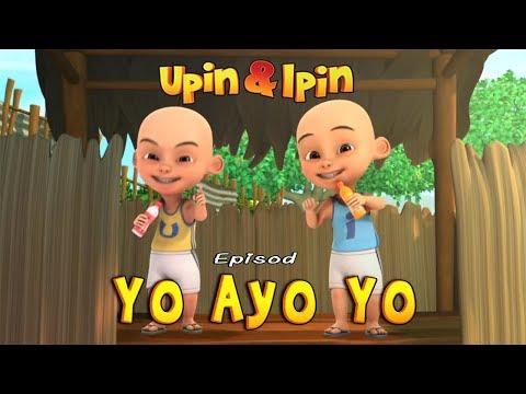 Yo Ayo Dance Versi Upin Ipin Meraih Bintang