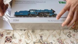 Unboxing Trix 22265 Bavarian S 2/6