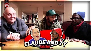 Claude & TY Show: Arsenal vs Man Utd Special feat Flex (United Stand)