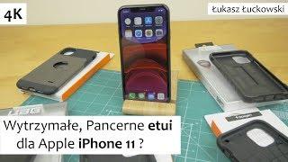 Jakie Wytrzymałe, Pancerne etui dla iPhone 11 ?