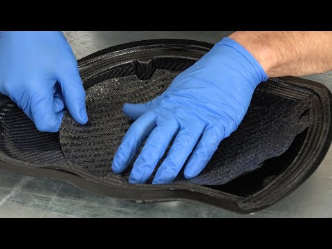 How To Make Prepreg Carbon Fibre Parts (XPREG® XC110)