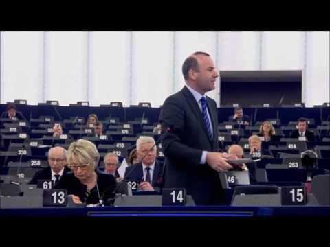 Manfred Weber zur Zukunft Europas und den Spannungen mit Ankara, 15.03.2017