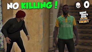 World First 0 KILL Cayo Perico Heist | GTA Online