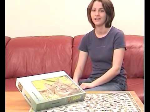fotopuzzle ihr foto als echtes puzzle youtube. Black Bedroom Furniture Sets. Home Design Ideas
