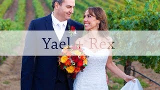 Yael + Rex: Temecula Winery Wedding Film Thumbnail