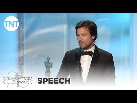 Jason Bateman: Award Acceptance Speech | 25th Annual SAG Awards | TNT