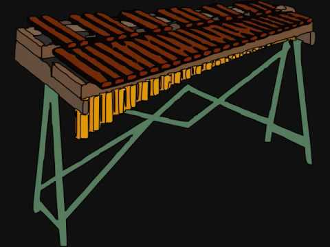 Xylophone scale -  Sound effects