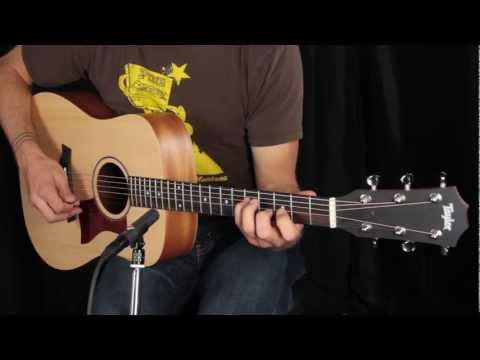 Taylor Big Ba Review  How does this acoustic guitar sound?