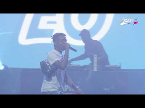 EO Performing 'German' At Capital XTRA Homegrown Live