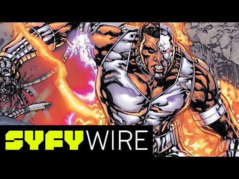 Cyborg: 28 Days of Heroes (Black History Month) | Syfy Wire