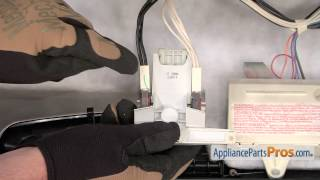 Dishwasher Door Latch Assembly (part #WPW10130695) - How To Replace