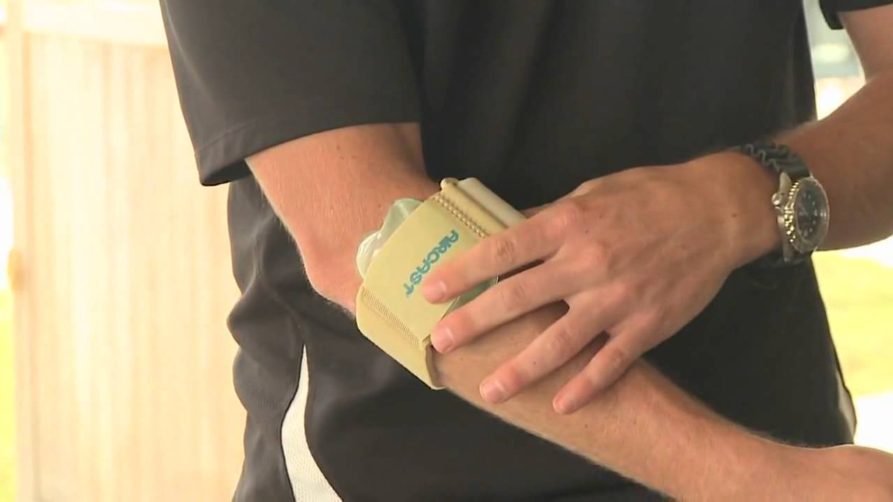Tennis Elbow Brace - How to fit correctly - OrthoGeeks ...