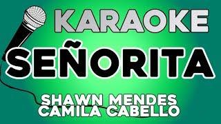 Shawn Mendes Camila Cabello Seorita KARAOKE.mp3