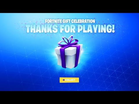 5 FREE GIFTS IN FORTNITE! (How To Get Free Gift in Fortnite)
