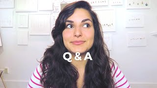 Q&A - Biggest Fear, Dating Louis and Trying Drugs