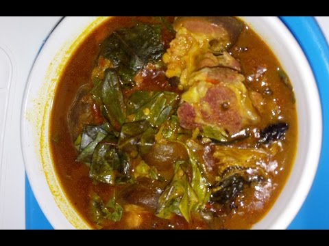 Delicious Oha Soup Recipe