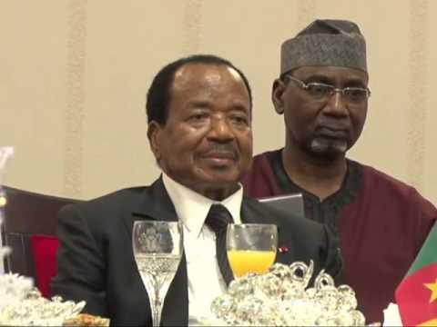 President Muhammadu Buhari Hosts Paul Biya of Cameroon On A 2-days Working Visit To Nigeria