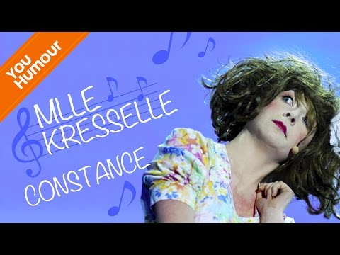CONSTANCE - Melle Kresselle, une prof très bizarre !