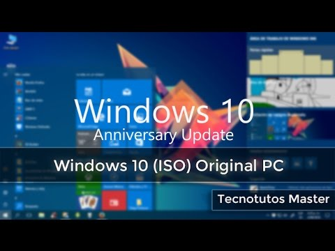 Descargar Windows 10 Pro (ISO) Original PC [32-bit y 64-Bit] Final (2019)