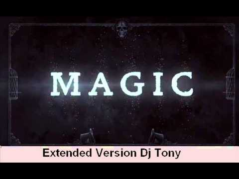 Coldplay - Magic (Extended Version Dj Tony)