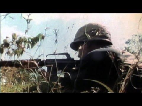 U.S. Veteran Describes Fighting in the Vietnam War