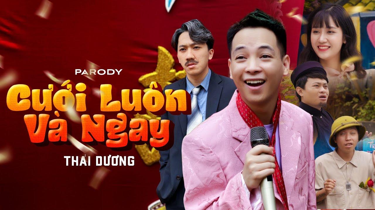 Phim ca nhạc hài   CƯỚI LUÔN VÀ NGAY   Thái Dương, Long Hách   Parody Nhạc Chế Hay Nhất   Tổng quát các kiến thức liên quan đến duong ca chính xác nhất