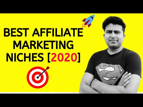How to Find a Profitable 💰Niche for Affiliate Marketing | Amazon | Blogging 2020
