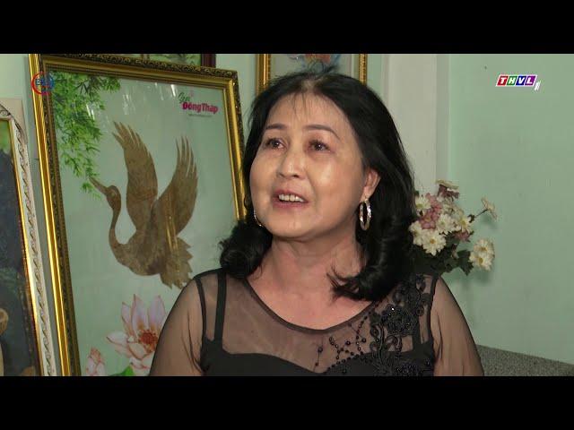 Dự án Tranh lá sen Hòn Sen Việt