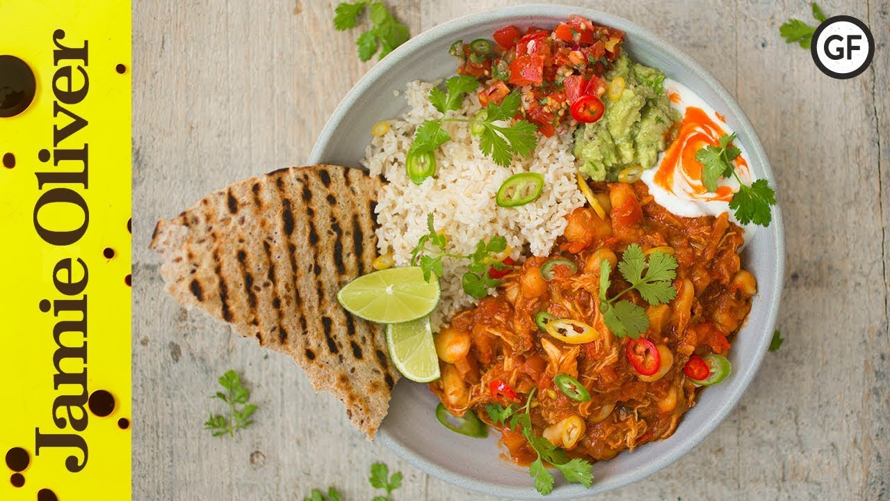 One Pot Chilli Jamie Oliver The Lean Machines Youtube
