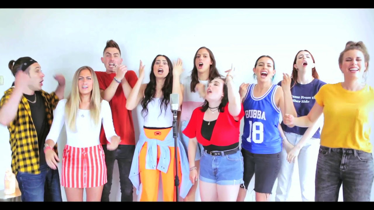 """""""Want U Back"""" - Cher Lloyd [Cover by GORENC and Cimorelli]"""