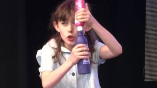 Anna-Louise Knight - 'Naughty' (West End Live 2015) HD
