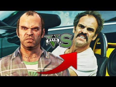GTA V EN LA VIDA REAL!! GTA 5 IN REAL LIFE