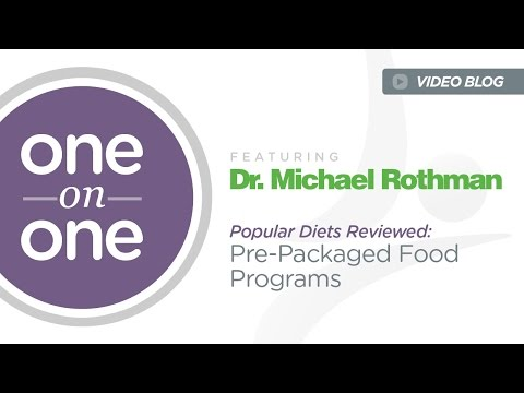 A Holistic Review of Pre-Packaged Food Programs