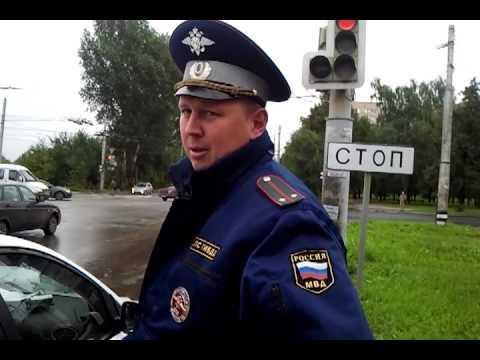ДПС Тольятти беспредел и не знание законов