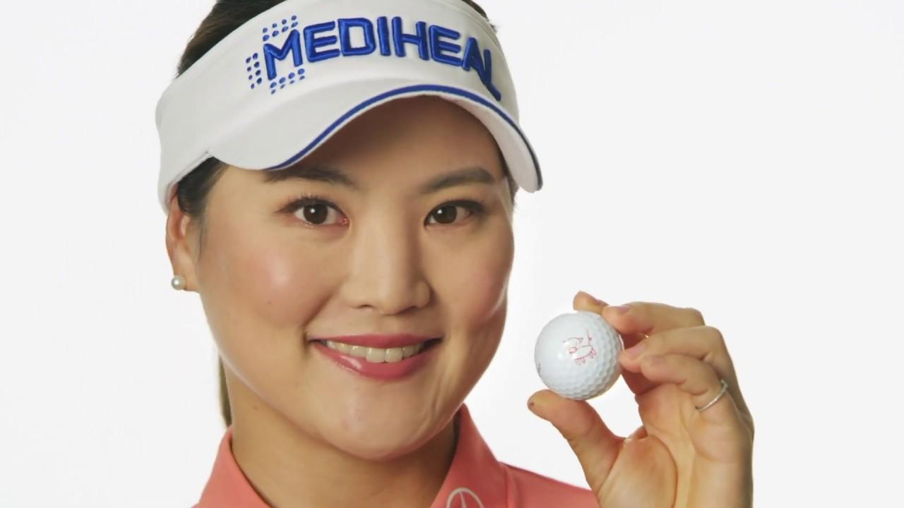 PGA & LPGA Tour   How I Mark My Titleist
