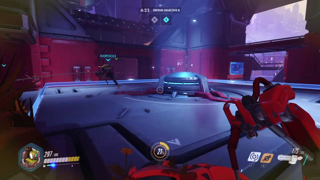 overwatch quick play w