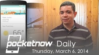 iPhone 6 orders to foxconn, Google Nexus 6 rumors, HTC M8 photos & more - Pocketnow Daily