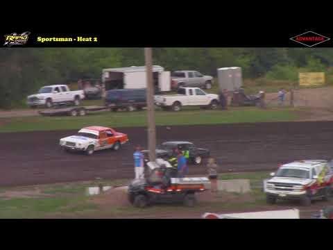Sportsman -- 7/18/17 -- Rapid Speedway