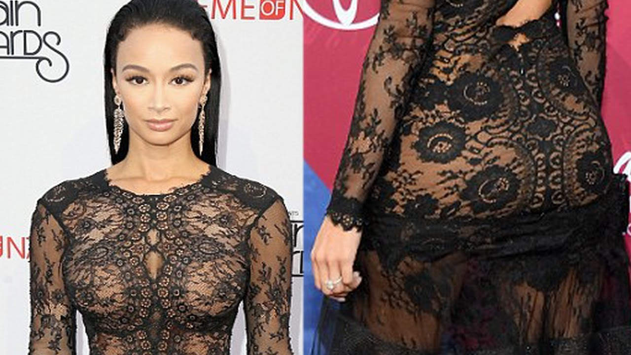 basketball wives la star draya michele showcases her figure in see