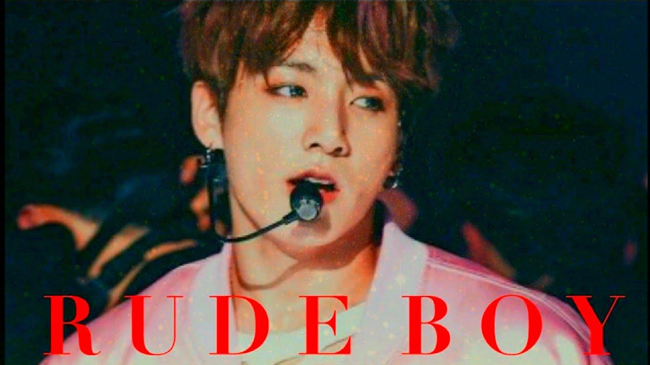 Jeon Jungkook - Rude Boy (BTS/FMV)