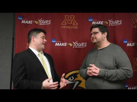 Post-Game Interview with Coach Weisse (Men's Basketball, Nov. 18, 2017)