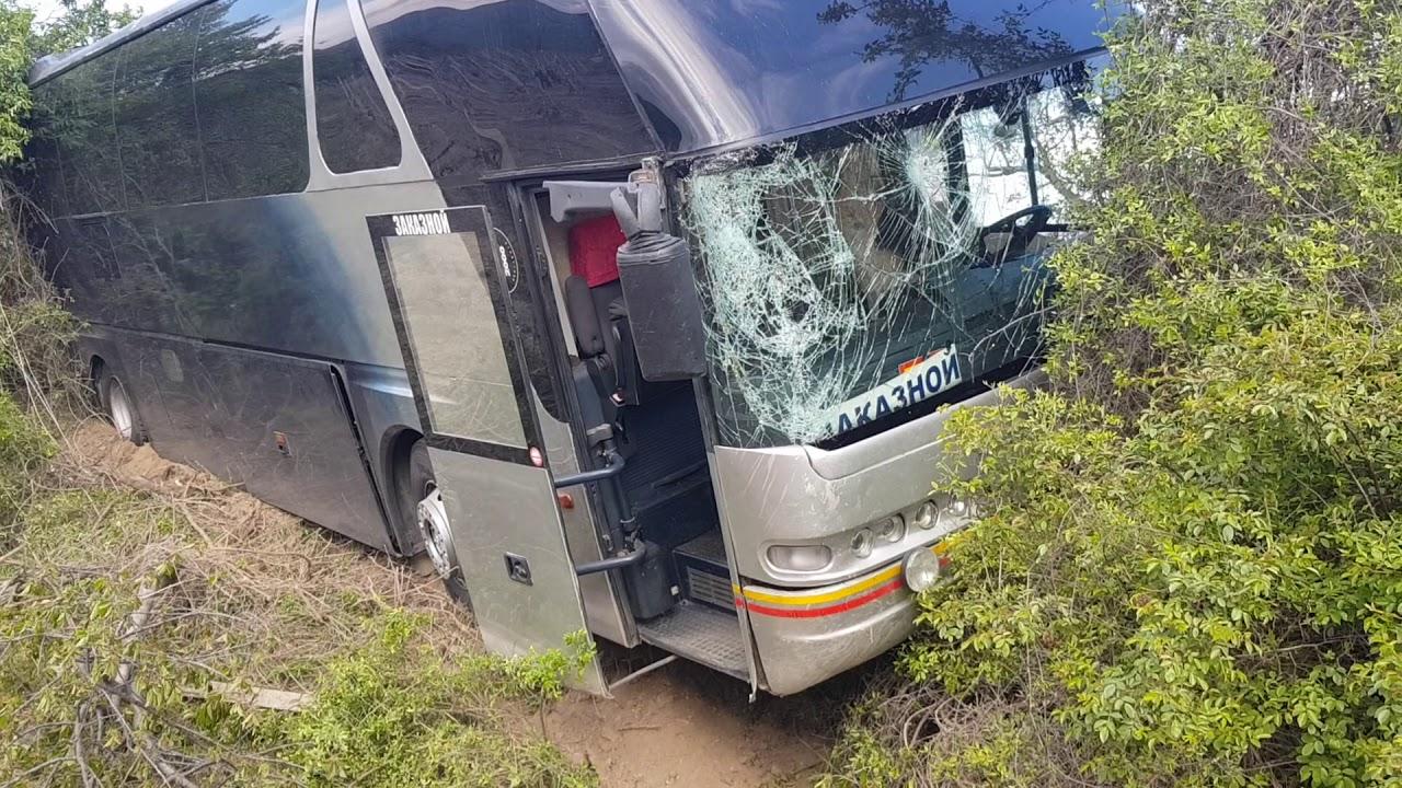 в судаке перевернулся автобус фото стены, скорее всего