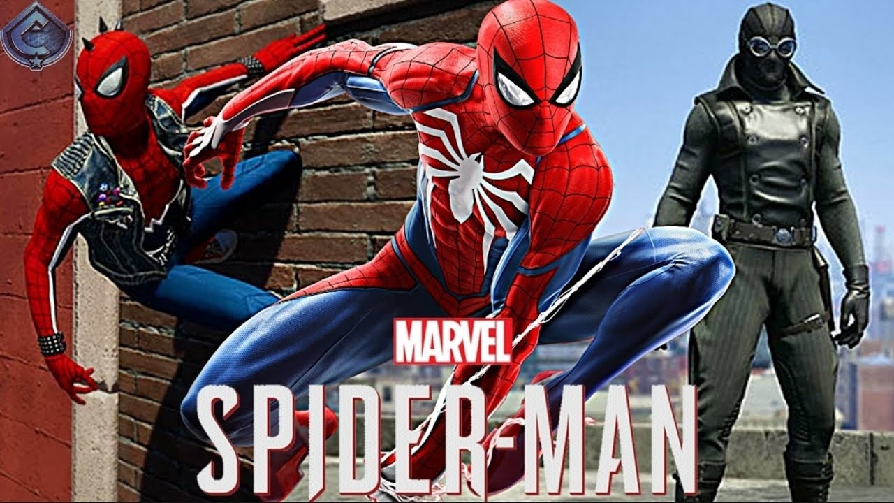 SpiderManPS4 SpiderManGame