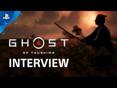 Ghost of Tsushima Interview: Details on Sucker Punch's Next Open World Adventure   PS4